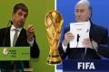 منافس بلاتر على رئاسة الفيفا يهدد بسحب المونديال من قطر