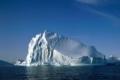 جبال جليدية هائلة بحجم مانهاتن تشكلت في قارة أنتاركتيكا نتيجة تسونامي اليابان
