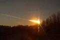 انفجار نيازك فضائية مصحوبة بإنفجارات عنيفة في روسيا