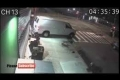 في دقيقتين... سرقة صراف آلي باستخدام شاحنة... بالفيديو