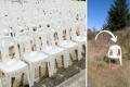 كيف غزت هذه الكراسي البلاستيكية البيضاء العالم؟