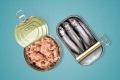 التونة أم السردين.. ما الأفضل لصحتك؟