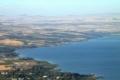 ارتفاع منسوب بحيرة طبريا بسبب الامطار