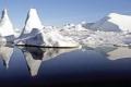 ذوبان الكتل الجليدية في غرينلاند تجاوز نقطة اللاعودة