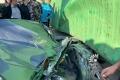 وفاة سيدة من طولكرم واصابات منها حرجة في حادث إنقلاب شاحنة