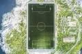 أغرب ملاعب كرة القدم في العالم... بالصور