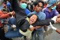 تسونامي إندونيسيا يمسح قرية كاملة عن الوجود