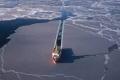 القطب الشمالي يصل إلى نقطة اللاعودة.. علماء: العالم مُقبل على كارثة!