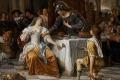 بعدما هُزم حبيبها وضاعت منها مصر.. هل انتحرت كليوباترا بسم الأفعى أم قتلها الرومان؟