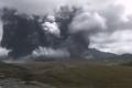 مشاهد مروعة لثوران جبل آسو في اليابان