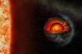 كوكب خارجي فريد.. نصفه نهار شديد الحرارة والآخر ليل متجمد