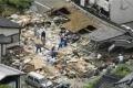زلزال بقوة 6 درجات يضرب العاصمة اليابانية ويسفر عن 17 جريحا