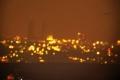 كيف ظهرت العاصمة الأردنية عمّان كما تم تصويرها من مدينة الخليل أول أمس؟