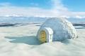 لماذا لا يذوب البيت الثلجي Igloo من الداخل؟