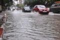 """كميات الأمطار الهاطلة خلال منخفض """"زكريا"""" في فلسطين"""