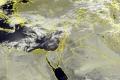 منخفض خماسيني يتجه صوب المنطقة ويتحول الى ماطر وبارد ليلة وبارد الخميس/الجمعة