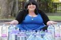 مدمنة الماء: تشرب أكثر من 44 لتراً في اليوم