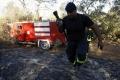 إندلاع 90 حريقاً اليوم في محافظات الضفة الغربية
