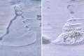 ما سر اختفاء بحيرة عملاقة في القطب الجنوبي؟