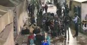 فيديو غير مسبوق لاعتداءات على أسرانا في السجون.. ظهروا مكبَّلين بينما يركلهم الجنود بطريقة ...
