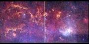 """""""ناسا"""" تنشر لأول مرة """"سيمفونية"""" تعزفها مجرة درب التبانة مع """" ..."""