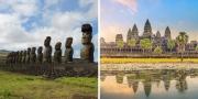 من المايا إلى الفايكنج: حضارات عظيمة اختفت من الوجود بشكل غا ...