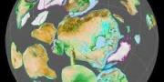 استكشف موقع مدينتك قبل 750 مليون سنة عبر هذه الخريطة التفاعل ...