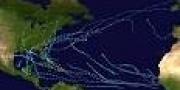 أعاصير استوائية متوالية على المحيط الأطلسي قد تجعل 2020 العا ...