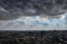 حالة الطقس المتوقعه اليوم الإثنين وحتى الجمعة