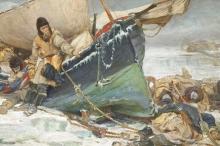 بالصور.. بعثة انطلقت للقطب الشمالي وعادت جثثاً محنطة