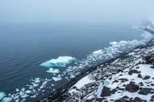 التغير المناخي في القطب الشمالي... الغطاء الجليدي يصل إلى أدنى ...