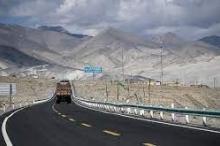 كيف تبدو القيادة على واحد من أخطر الطرق في الصين... ...