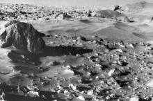 الكشف عن آثار أنهار قديمة على المريخ