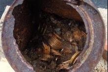 هل تعرف أكبر كنز مدفون عُثر عليه في الولايات المتحدة ...