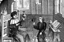 بين استنزاف الدماء والوصفات السحرية.. كيف كانت علاجات القرون الوسطى؟ ...