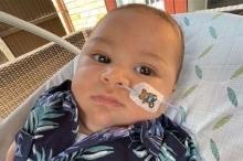 طفل لم يبكِ منذ وُلد! مرض نادر ليس له اسم ...