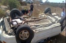 مصرع مواطنين في حادثي سير جنوب الضفة