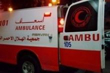 مصرع طفلة متأثرة بجراحها بحادث دهس من قبل والدها