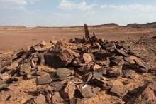 دُفن مع أصحابه قبل آلاف السنين.. رفات كلب في السعودية ...