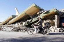 زلزال جديد بقوة 4.8 يضرب إيران