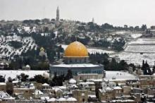 للمرة الأولى عربيا...طقس فلسطين يتمكن من ربط مناخ المنطقة مع ...