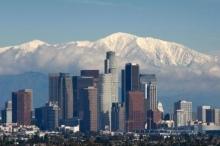 هزة أرضية تضرب لوس أنجلوس