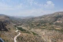 """وادي """"لفنت"""" وسط تركيا ثاني أكبر أخدود في العالم.. تكوينات ..."""