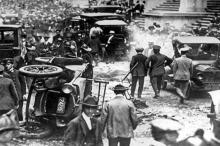 شاهد يوم انفجرت في نيويورك أول عربة مفخخة منذ 100 ...