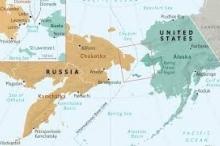 """فرصة """"محدودة"""" للسفر بين روسيا وأمريكا مشيا خلال دقائق"""