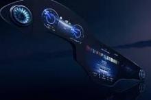 استخدمت فيها الذكاء الاصطناعي.. بالفيديو: مرسيدس تعرض شاشة سياراتها المنافسة ...
