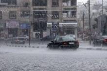 """الأمطار والسحب الركامية تدخل بقوة """"وكل تأخيرة وفيها خيرة"""".. نشرة ..."""