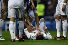 زيدان يتحدث عن إصابة كريستيانو رونالدو