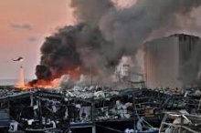 انفجار بيروت.. هل كان قنبلة نووية حقا؟