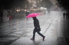 منخفض جوي عميق خلال 48 وآخر اكثر برودة ورياح من ...